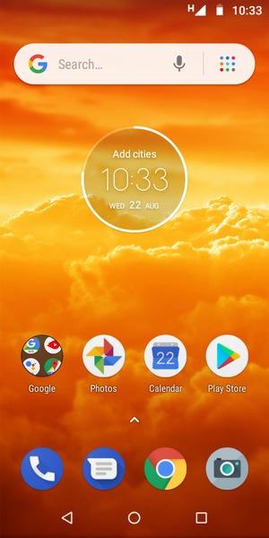Secure phone - Motorola Moto E5 Play - Android 8 1 - Device
