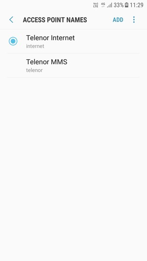 Set up MMS - Samsung Galaxy J3 (2017) - Android 7 0 - Device Guides