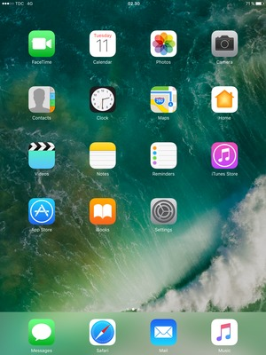 Back up iPad - Apple iPad mini 2 - iOS 10 - Device Guides