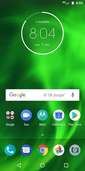 Configurar Internet - Motorola Moto G6 Plus - Android 8 0