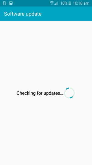 Update software - Samsung Galaxy J2 - Android 5 1 - Device Guides