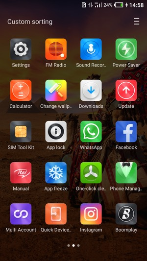 Secure phone - Itel P51 - Android 7 0 - Device Guides